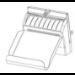 Zebra P1037974-069 pieza de repuesto de equipo de impresión Cortador 1 pieza(s)