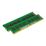 Kingston Technology ValueRAM 8GB DDR3 1600MHz Kit geheugenmodule