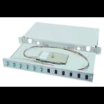 Digitus DN-96330/3 fibre optic adapter LC Grey 1 pc(s)