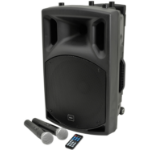 Qtx 178.853UK 2-way Public Address (PA) speaker
