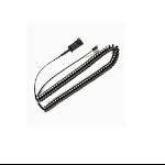 JPL BL-01+P cable interface/gender adapter U10P QD Black