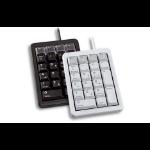 CHERRY Keypad G84-4700 USB Black teclado Negro