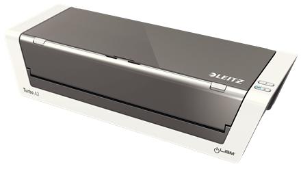 Leitz iLAM Touch 2 Turbo Hot laminator 1500 mm/min Anthracite, White