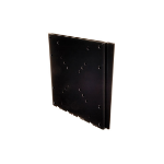 Peerless PF632 flat panel wall mount Black