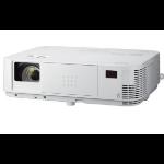 NEC M403H data projector 4000 ANSI lumens DLP 1080p (1920x1080) 3D Desktop projector White