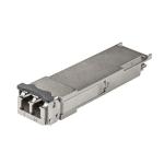 StarTech.com Brocade 40G-QSFP-LR4 Compatible QSFP+ Module - 40GBASE-LR4 - 40GbE Single Mode Fiber SMF Optic Transceiver - 40GE Gigabit Ethernet QSFP+ - LC 10km - 1270nm to 1330nm - DDM