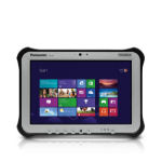 Panasonic Toughpad FZ-G1 128GB Black,Silver