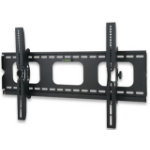 Manhattan 423830 Black flat panel wall mount