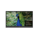 "Benq RP750K signage display 190.5 cm (75"") LED 4K Ultra HD Touchscreen Black"