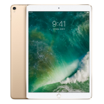 "Apple iPad Pro 26.7 cm (10.5"") 512 GB Wi-Fi 5 (802.11ac) 4G Gold iOS 10"