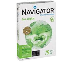 Navigator R ECO-LOGICAL A4 75GSM WHITE