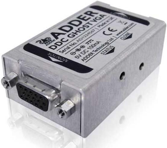 ADDER DDC Emulator for VGA signals