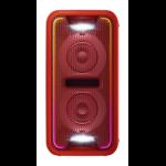 Sony GTK-XB5 Home audio mini system Red