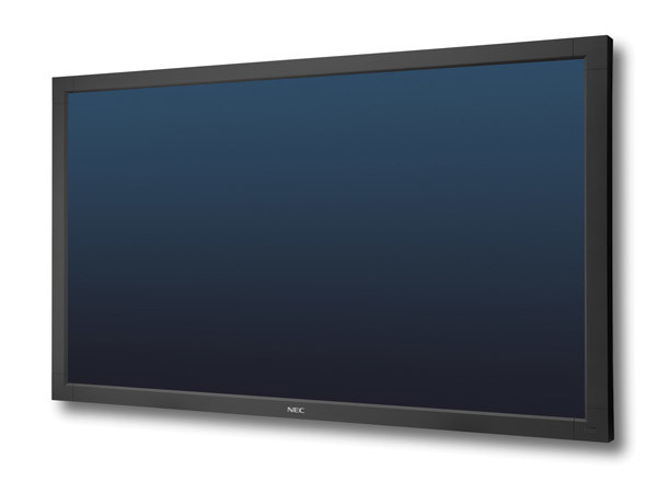 "NEC MultiSync V652 Digital signage flat panel 65"" LED Full HD Black"