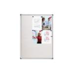 Nobo 1902282 insert notice board Indoor White Aluminium