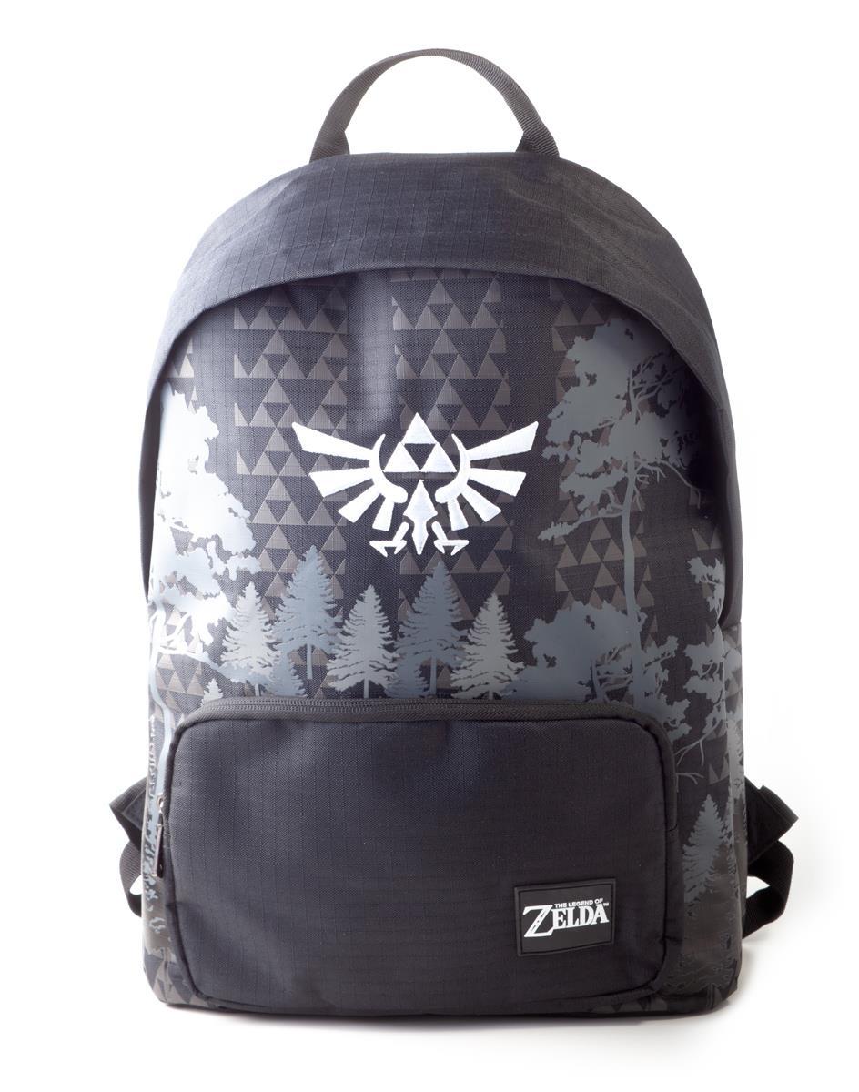 Nintendo BP216280ZEL backpack Black