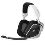 Corsair VOID PRO RGB Wireless Premium headset Head-band Binaural White