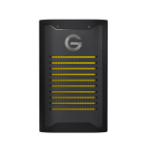 G-Technology ArmorLock 2000 GB Black, Yellow
