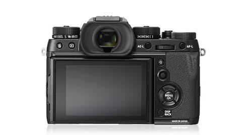 Fujifilm X-T2 + 18-55MM F2.8 - 4.0 MILC 24 MP CMOS III 6000 x 4000 pixels Black