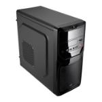 Aerocool QS-183 Advance Micro-ATX Case - Black