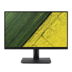 "Acer ET221Q FHD 21.5"" Flat IPS, 1920x 1080 16:9 1000:1 4ms 1 x VGA, 1 x HDMI, Speaker, VESA Mountable, Fr"