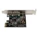 StarTech.com 2 Port PCI Express PCIe SuperSpeed USB 3.0 Controller Card w/ SATA Power PEXUSB3S23
