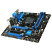 MSI A78M-E45 Motherboard FM2+ AMD A78 DDR3 Gigabit LAN VGA HDMI DVI microATX