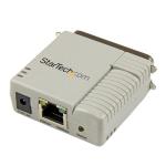 StarTech.com Servidor de Impresión Paralelo de 1 Puerto Ethernet de Red 10/100 Mbps dir