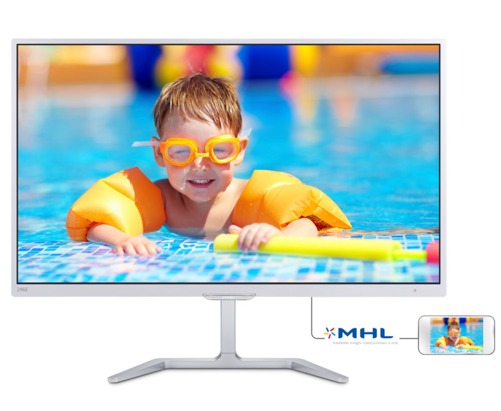 Philips LCD monitor