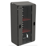 Zebra CS-CAB-3 industrial storage cabinet