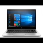 """HP EliteBook 840 G6 Notebook 35.6 cm (14"""") 1920 x 1080 pixels 8th gen Intel® Core™ i5 16 GB DDR4-SDRAM 256 GB SSD Wi-Fi 6 (802.11ax) Windows 10 Pro Silver"""