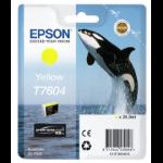 Epson T7604 Original Gelb 1 Stück(e)