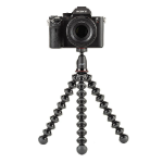 Joby GorillaPod 1K Kit tripod Digital/film cameras 3 leg(s) Black, Charcoal