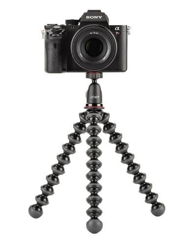 Joby GorillaPod 1K Kit tripod Digital/film cameras 3 leg(s) Black, Charcoal