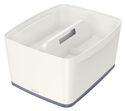Leitz 53220001 desk drawer organizer ABS synthetics White