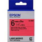 Epson C53S652001 (LK-2RBP) DirectLabel-etikettes, 6mm x 9m