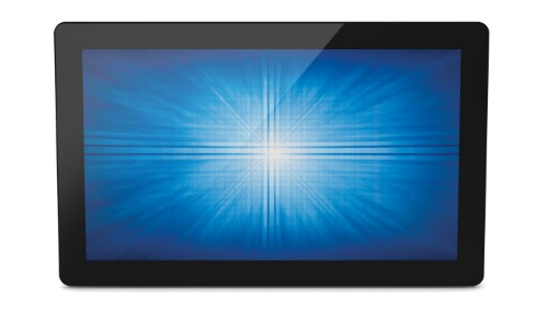 "Elo Touch Solution 1593L touch screen monitor 39.6 cm (15.6"") 1366 x 768 pixels Black Multi-touch"