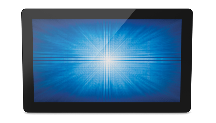 "Elo Touch Solution 1593L touch screen-monitor 39,6 cm (15.6"") 1366 x 768 Pixels Zwart Multi-touch"
