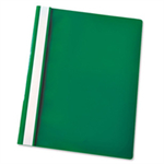 Esselte Report File Green Polypropylene (PP) report cover