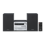 Panasonic SC-PM250EC-S Home audio micro system 20W Silver home audio set