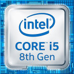 Intel Core ® ™ i5-8600K Processor (9M Cache, up to 4.30 GHz) 3.60GHz 9MB Smart Cache processor