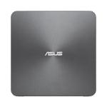 ASUS V VC65R-G001M Intel H170 LGA1151 2.2GHz i5-6400T 2L sized PC Black PC/workstation barebone