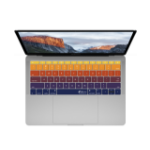 KB Covers Sunset Keyboard Multicolor mobile device skin & print