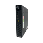 T1A Lenovo ThinkCentre M93p Refurbished DDR3-SDRAM i5-4570T mini PC 4th gen Intel® Core™ i5 8 GB 500 GB HDD Windows 10 Pro Black