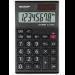 Sharp EL-310AN calculator Desktop Display Black, White