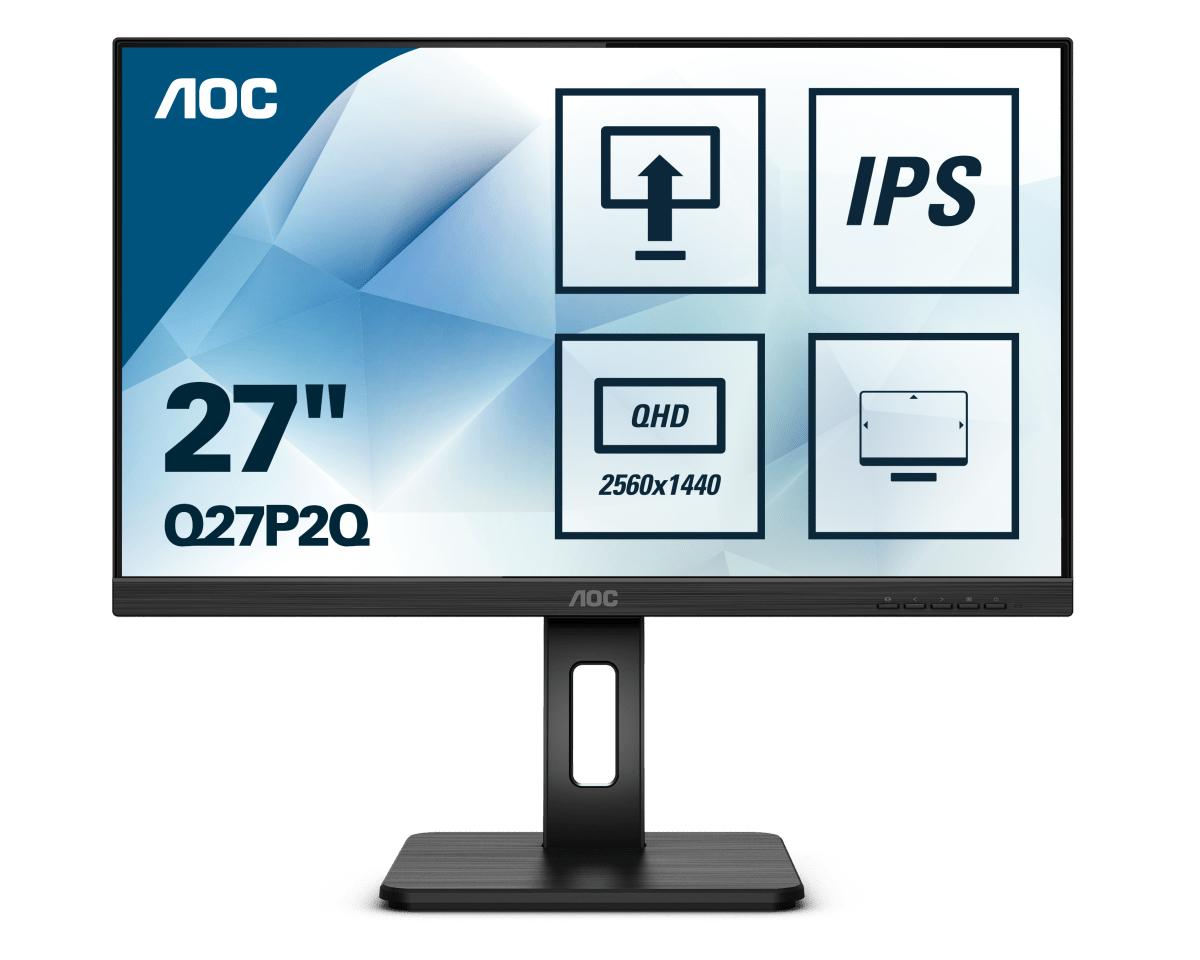 AOC Q27P2Q LED display 68.6 cm (27