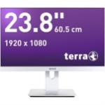 "Wortmann AG 2405HA 60.5 cm (23.8"") 1920 x 1080 pixels 5th gen Intel® Core™ i3 8 GB DDR4-SDRAM 1000 GB SSD Wi-Fi 5 (802.11ac) Black,Silver All-in-One PC Windows 10 Pro"