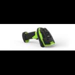 Zebra LI3678 Handheld bar code reader 1D Black, Green