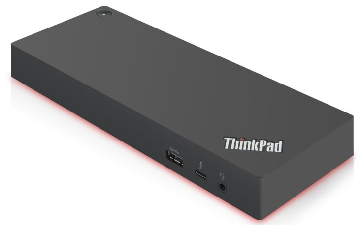Lenovo 40AN0135IT notebook dock/port replicator Wired Thunderbolt 2 Black,Red