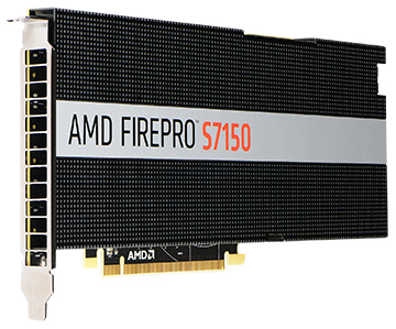 AMD FirePro S7150 FirePro S7150 8GB GDDR5